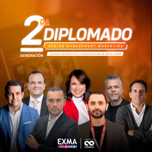 Diplomado Senior Management Marketing Exma